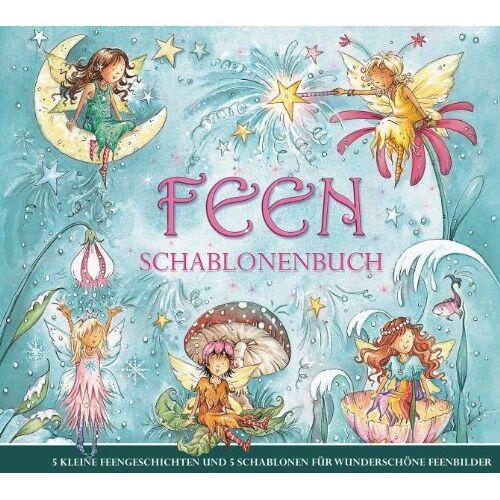 - Feen-Schablonenbuch - Preis vom 06.09.2020 04:54:28 h