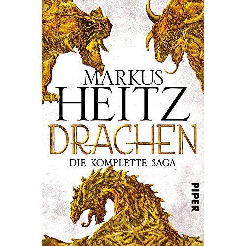 Markus Heitz - Drachen: Die komplette Saga (Die Drachen-Reihe) - Preis vom 19.04.2021 04:48:35 h