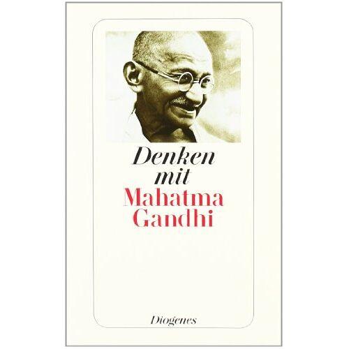 Mahatma Gandhi - Denken mit Mahatma Gandhi - Preis vom 21.01.2020 05:59:58 h