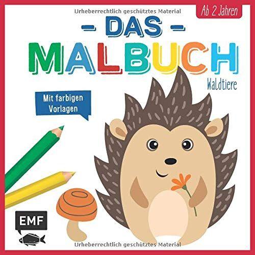 - Das Malbuch – Waldtiere: ab 2 Jahren - Preis vom 07.12.2019 05:54:53 h