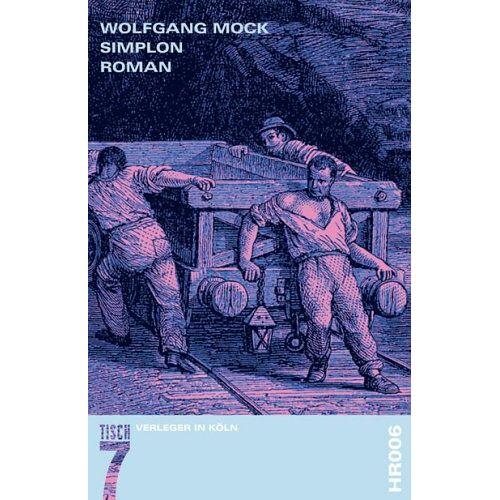 Wolfgang Mock - Simplon - Preis vom 04.10.2020 04:46:22 h