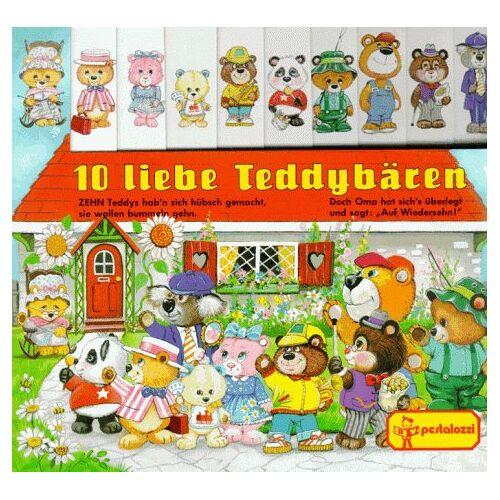 Ray Cresswell - Zehn liebe Teddybären - Preis vom 28.02.2021 06:03:40 h