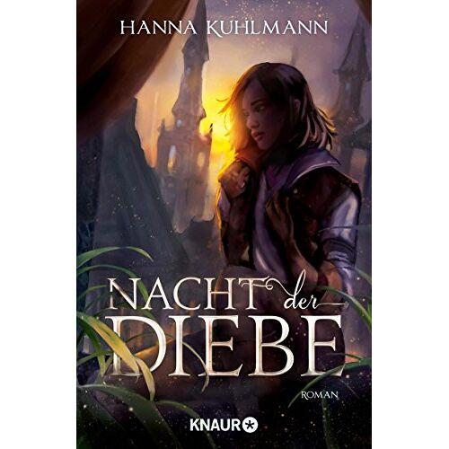 Hanna Kuhlmann - Nacht der Diebe: Roman - Preis vom 27.02.2021 06:04:24 h
