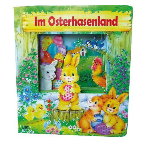 - Im Osterhasenland-Fensterbuch - Preis vom 20.10.2020 04:55:35 h