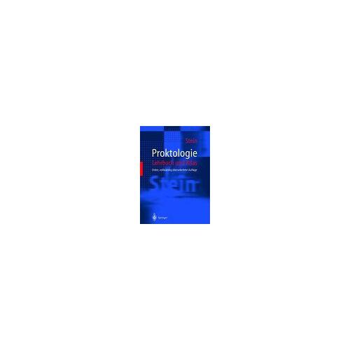 Ernst Stein - Proktologie: Lehrbuch und Atlas - Preis vom 21.10.2020 04:49:09 h