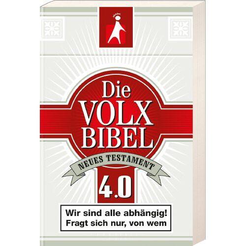 Martin Dreyer - Die Volxbibel NT 4.0 - Motiv Zigarettenschachtel - Preis vom 20.10.2020 04:55:35 h