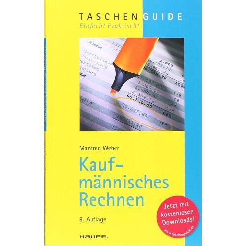 Weber Kaufmännisches Rechnen - Preis vom 04.09.2020 04:54:27 h