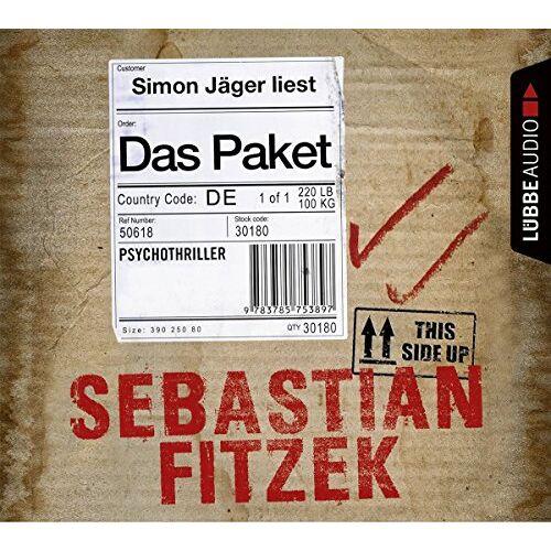 Sebastian Fitzek - Das Paket - Preis vom 05.09.2020 04:49:05 h