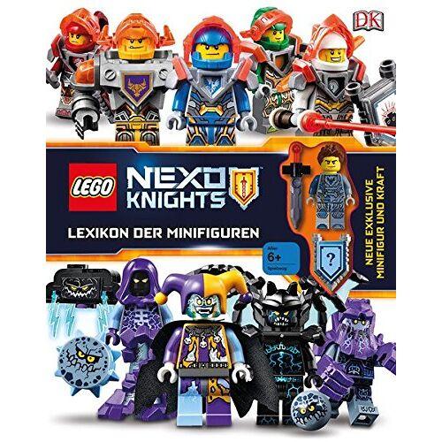 Rona Skene - LEGO® NEXO KNIGHTSTM Lexikon der Minifiguren: Mit exklusiver Minifigur - Preis vom 19.01.2020 06:04:52 h