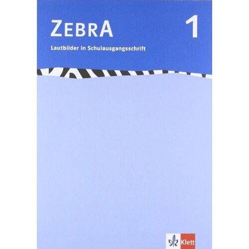 - Zebra / Lautbilder in Schulausgangsschrift 1. Schuljahr - Preis vom 21.10.2020 04:49:09 h