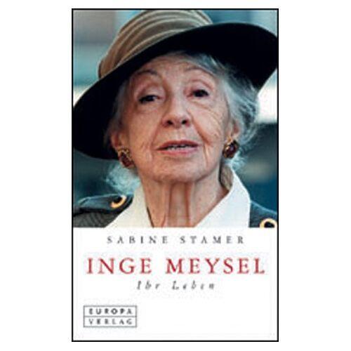 Sabine Stamer - Inge Meysel - Preis vom 15.04.2021 04:51:42 h