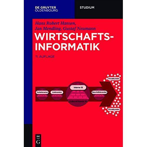Hansen Wirtschaftsinformatik - Preis vom 06.09.2020 04:54:28 h