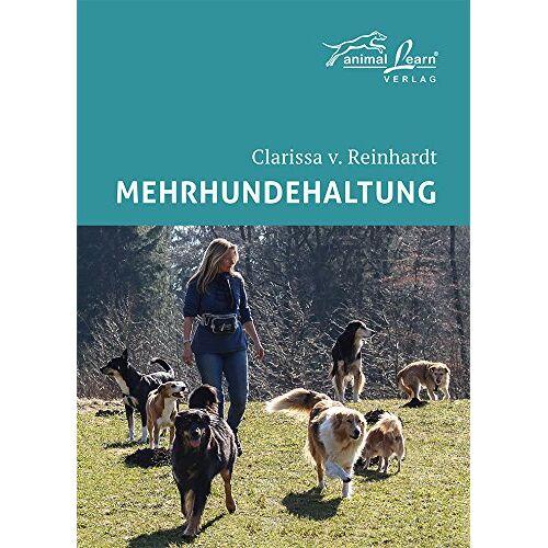 Reinhardt, Clarissa von - Mehrhundehaltung - Preis vom 22.08.2019 05:55:06 h