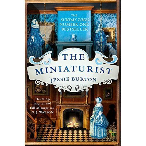 Jessie Burton - Miniaturist - Preis vom 09.05.2021 04:52:39 h