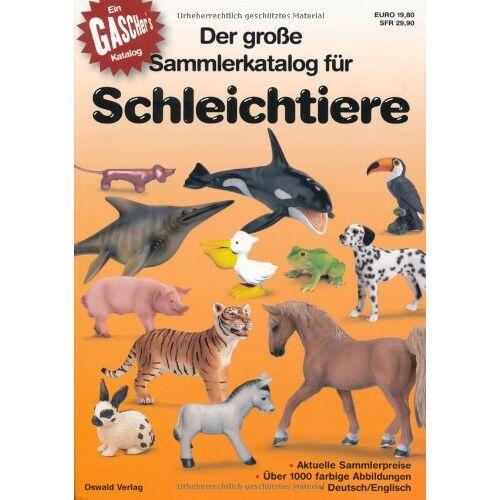 Frank Oswald - Der grosse Sammlerkatalog für Schleichtiere - Preis vom 04.09.2020 04:54:27 h