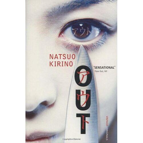Natsuo Kirino - Out - Preis vom 24.02.2021 06:00:20 h