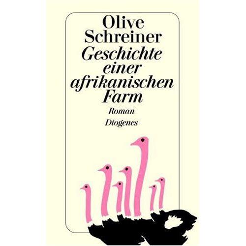 Olive Schreiner - Geschichte einer afrikanischen Farm - Preis vom 03.05.2021 04:57:00 h