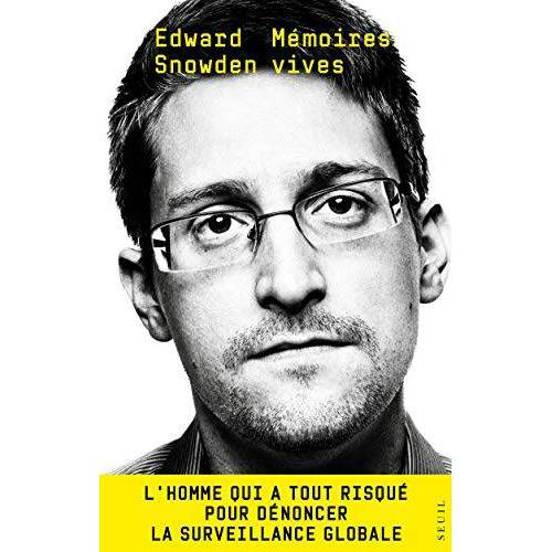 Edward Snowden - Mémoires Vives - Preis vom 21.04.2021 04:48:01 h