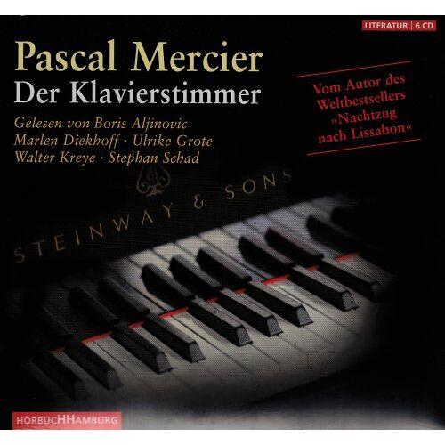 Pascal Mercier - Der Klavierstimmer - Preis vom 21.10.2020 04:49:09 h