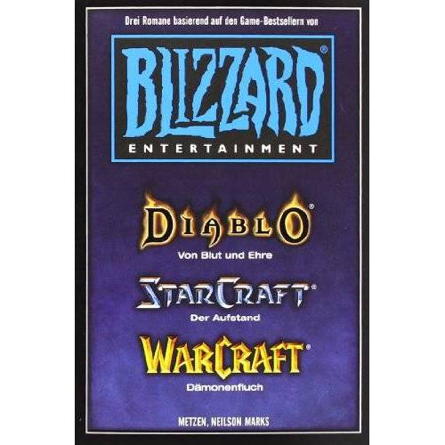 Chris Metzen - Warcraft, Starcraft, Diablo - Blizzard Legends Bd. 1 - Preis vom 15.04.2021 04:51:42 h