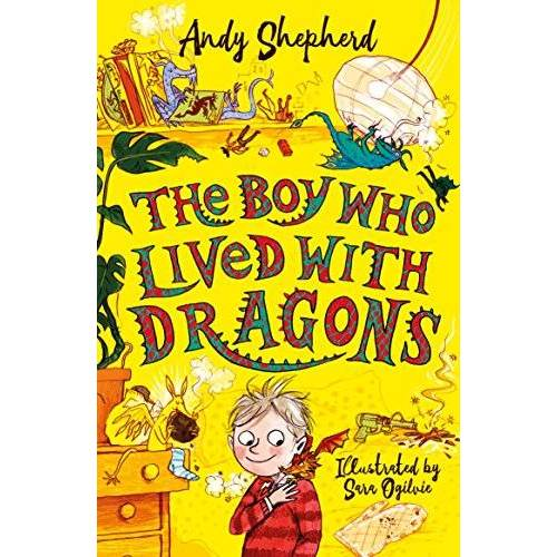 Andy Shepherd - The Boy Who Lived with Dragons (The Boy Who Grew Dragons) - Preis vom 18.01.2020 06:00:44 h