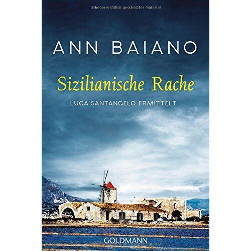 Ann Baiano - Sizilianische Rache: Luca Santangelo ermittelt 2 - Preis vom 07.05.2021 04:52:30 h