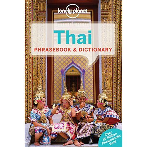 Vários Autores - Lonely Planet Thai Phrasebook (Lonely Planet Phrasebook and Dictionary) - Preis vom 03.05.2021 04:57:00 h