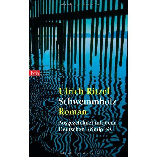 Ulrich Ritzel - Schwemmholz: Roman - Preis vom 20.10.2020 04:55:35 h
