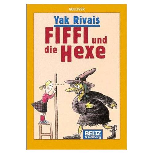 Yak Rivais - Fiffi und die Hexe - Preis vom 01.03.2021 06:00:22 h