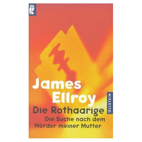 James Ellroy - Die Rothaarige - Preis vom 17.04.2021 04:51:59 h