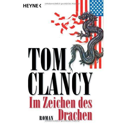 Tom Clancy - Im Zeichen des Drachen: Roman - Preis vom 21.10.2020 04:49:09 h