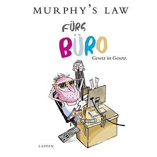Axel Fröhlich - Murphy's Law fürs BÜRO: Gesetz ist Gesetz. - Preis vom 05.05.2021 04:54:13 h