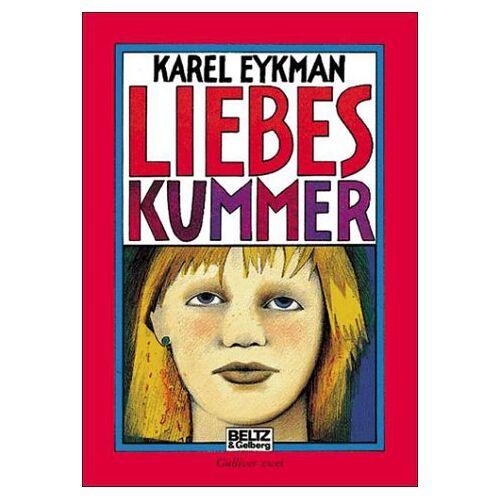 Karel Eykman - Liebeskummer - Preis vom 24.10.2020 04:52:40 h
