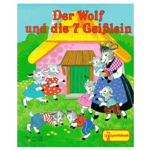 Jacob Grimm - Der Wolf und die sieben Geißlein - Preis vom 04.09.2020 04:54:27 h