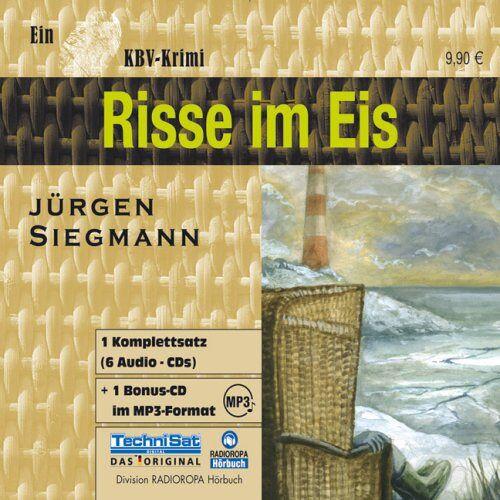 Jürgen Siegmann - Risse im Eis: Ein KBV-Krimi - Preis vom 20.10.2020 04:55:35 h