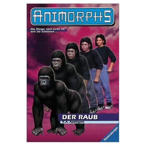 Katherine Applegate - Animorphs, Bd.5, Der Raub - Preis vom 18.04.2021 04:52:10 h