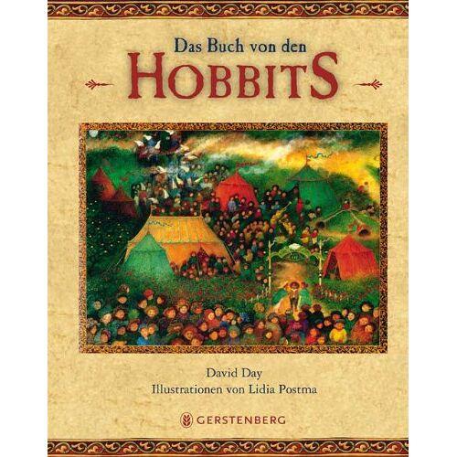 David Day - Das Buch von den Hobbits - Preis vom 16.05.2021 04:43:40 h