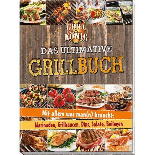 - Das ultimative Grillbuch: Mit allem was man(n) braucht: Marinaden, Grillsaucen, Dips, Salate, Beilagen - Preis vom 03.09.2020 04:54:11 h