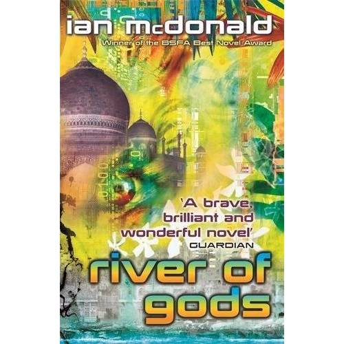 Ian McDonald - River of Gods - Preis vom 09.05.2021 04:52:39 h