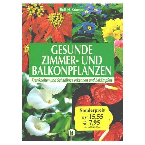 Kramer, Rolf H. - Gesunde Zimmer- und Balkonpflanzen - Preis vom 18.10.2020 04:52:00 h