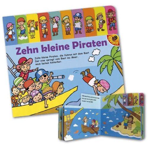 Regine Götz - Zehn kleine Piraten - Preis vom 18.10.2020 04:52:00 h