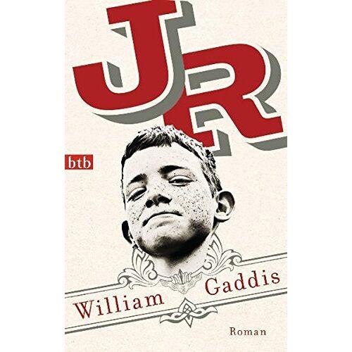 William Gaddis - JR: Roman - Preis vom 19.10.2020 04:51:53 h