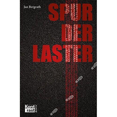 Jan Bergrath - Spur der Laster: Am Dienstag bist du tot! - Preis vom 14.05.2021 04:51:20 h