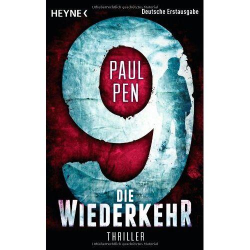 Paul Pen - 9 - Die Wiederkehr: Thriller - Preis vom 20.10.2020 04:55:35 h