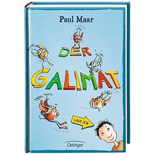 Paul Maar - Der Galimat und ich - Preis vom 14.04.2021 04:53:30 h