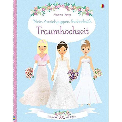 Fiona Watt - Mein Anziehpuppen-Stickerbuch: Traumhochzeit - Preis vom 27.01.2020 06:03:55 h
