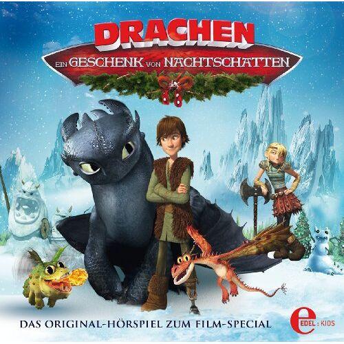 Drachen - Hsp Z.Film-Special-Ein Geschenk Von Nachtschatten - Preis vom 05.09.2020 04:49:05 h
