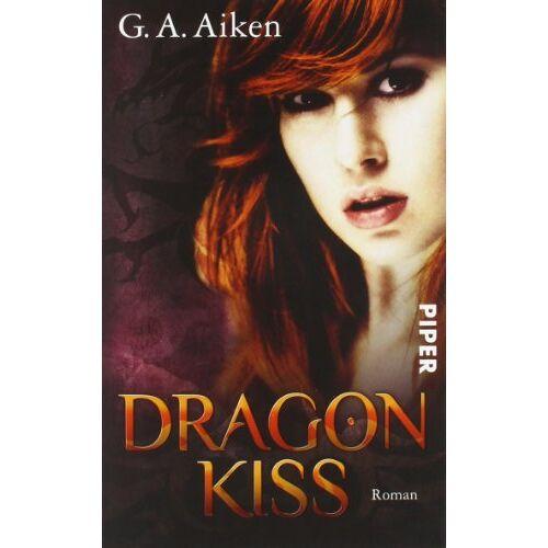 Aiken, G. A. - Dragon Kiss: Roman (Dragons 1) - Preis vom 14.04.2021 04:53:30 h