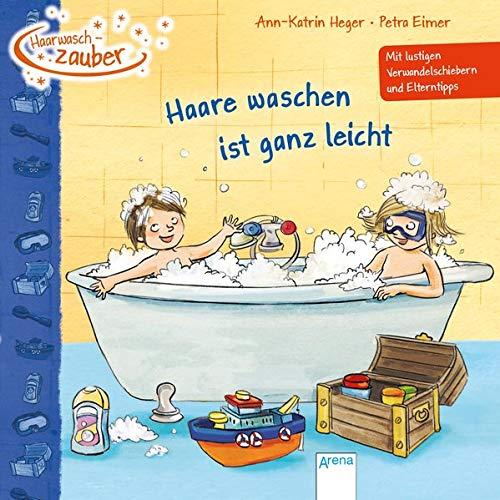 Ann-Katrin Heger - Haarwaschzauber. Haare waschen ist ganz leicht - Preis vom 08.05.2021 04:52:27 h