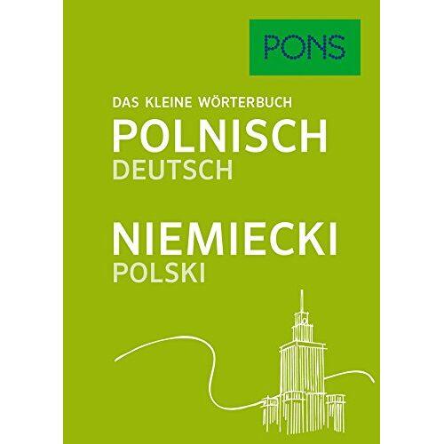 - PONS Das kleine Wörterbuch Polnisch: Polnisch-Deutsch / Deutsch-Polnisch - Preis vom 22.04.2021 04:50:21 h